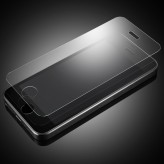 Защитное стекло 0.3mm 2.5D (Tempered Glass 9H) для Apple iPhone 5/5S/5c