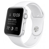 Apple Watch Sport 42mm with Sport Band White