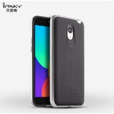 Чехол накладка iPaky для Meizu MX5 Black-Grey