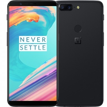 Смартфон OnePlus 5T 64GB Black