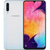 Смартфон Samsung Galaxy A50 64GB Белый/White (RU/A)