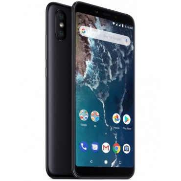 Смартфон Xiaomi Mi A2 4/32GB Black (Global Version)
