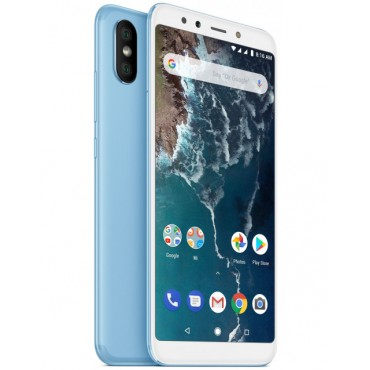 Смартфон Xiaomi Mi A2 4/32GB Blue (Global Version)