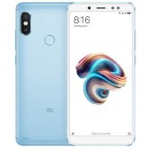 Смартфон Xiaomi Redmi Note 5 4/64GB Голубой/Blue (Global Version)
