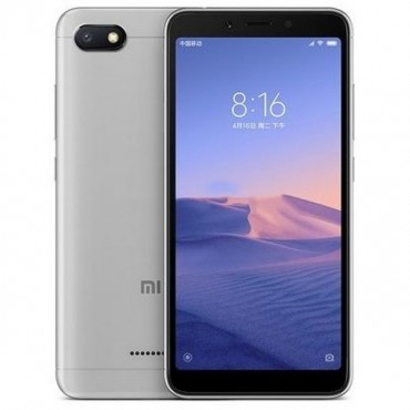 Смартфон Xiaomi Redmi 6A 3/32Gb Dark Grey