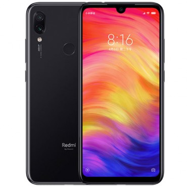 Смартфон Xiaomi Redmi Note 7 4/64Gb Черный/Black (Global Version)