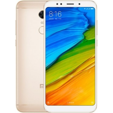 Смартфон Xiaomi Redmi 5 Plus 3/32GB Золотой/Gold