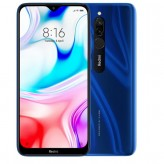 Смартфон Xiaomi Redmi 8 4/64Gb Синий/Blue (Global Version)