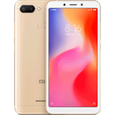 Смартфон Xiaomi Redmi 6 4/64GB Gold (Global Version)