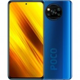 Смартфон Xiaomi Poco X3 NFC 6/64GB Синий/Blue (Global Version-RU/A)
