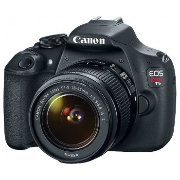 Canon EOS 1200D Kit 18-55mm IS II Black