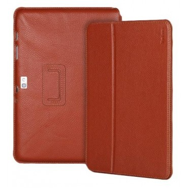 Чехол-книжка Yoobao Executive Leather Case для Samsung Galaxy n8000 brown
